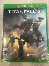 Titanfall 2 (Microsoft Xbox One, 2016) XBOX ONE NEW