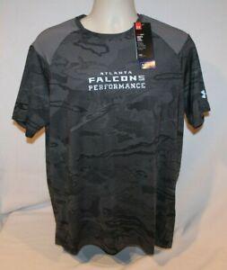 Atlanta Falcons Under Armour Performance Heatgear TShirt  - NWT - SIZE M MEDIUM