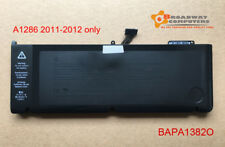 "Original Battery Apple MacBook Pro 15"" Unibody A1286, 2011-2012 only, A1382"
