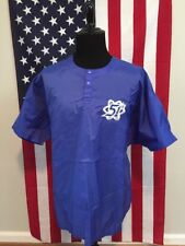 Las Vegas 51s Windbreaker Jacket mens XL Warmup MiLB Baseball Nevada shirt 25636