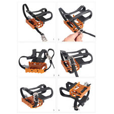 Durable Cycling Road Mountain Bike Bicycle Pedal Toe Clip Strap Belts Band Prope