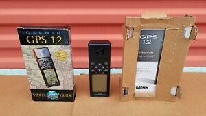 Garmin GPS 12 XL 12 Channel Personal Navigator