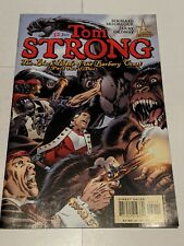 Tom Strong #32 June 2005 America's Best Comics Moore Ordway Moorcock
