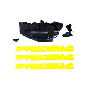 """CUB CADET 19A30042100 54"""" Xtreme Mulch Kit Star Blade RZT SX XT1 XT2 ZT1 ZT2"""