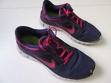 Women's NIKE 'Free Run 3' Sz 8 US Runners VGCon Purple Pink | 3+ Extra 10% Off