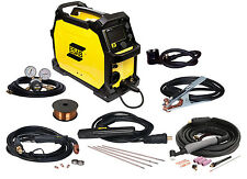 ESAB Rebel 215IC MIG, TIG, STICK 3in1 Multi-process PRO Welding Machine EMP215IC