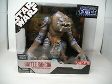 STAR WARS 2007 Battle Rancor 30th Anniversary Force Unleashed TARGET EXCLUSIVE