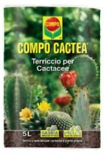COMPO CACTEA TERRICCIO PER PIANTE GRASSE LT 5