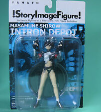 ORIGINAL MANGA ANIME MASAMUNE SHIROW FIGUR SHAWN STORY IMAGE FIGURINE YAMATO