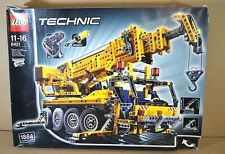LEGO 8421 TECHNIC MOTORIZED MOBILE CRANE SET BOXED mv