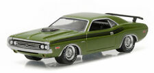 1/64 GREENLIGHT GL MUSCLE SERIES 16 1971 Dodge Challenger HEMI R/T in Lime Green