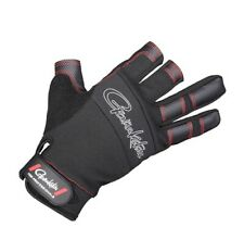 Gamakatsu Armor Gloves 3 Finger Cut Gr.L