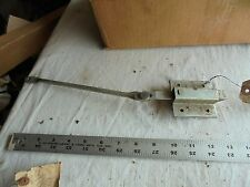 JEEP WILLYS NOS TRUCK WADON JEEPSTER TAILGATE LATCH WITH ROD 960030