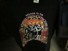 KISS VINTAGE PSYCHO CIRCUS TOUR 1998-1999 SHIRT XL ACE GENE PAUL PETER
