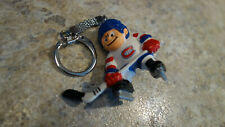 Montreal Canadiens - Vintage Key Chain Ring figurine (1990s)