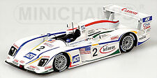 AUDI R8 LeMANS 2004 LETHO Werner Pirro #2 Champion Course 1:43 Minichamps