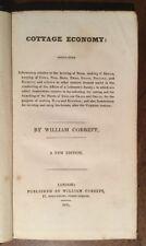 1835 - William Cobbett.  Cottage Economy.