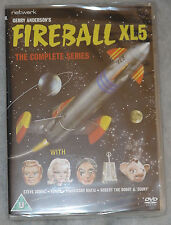 Fireball XL5 Complete Series DVD Box Set - BRAND NEW & SEALED UK R2
