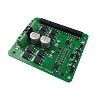 DC Motor Driver HAT for RPI 10Amp 6V-24V (2 Channels)