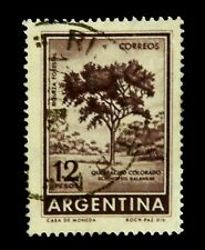 1961-69 Argentina /  Orchard/ Trees  / Used