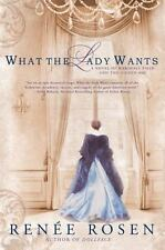 What the Lady Wants: A Novel of Marshall Field and the Gilded Age-ExLibrary