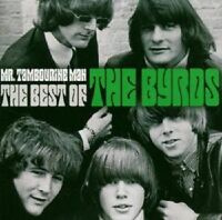 "THE BYRDS ""MR.TAMBOURINE MAN-THE BEST OF"" 2 CD NEUWARE"