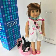 American Girl Today Doll Red Hair Light Skin GT8G Pre-Owned