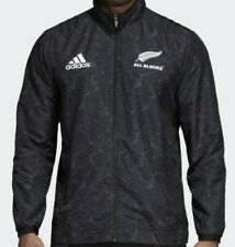 ALL BLACKS OFFICIAL 2018/2019  TRACKSUIT PRESENTATION JACKET.BNWT! SIZE: SMALL.