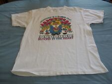 Friendship Is A Flower That Blooms In The Heart World Wildlife Fund 1992 Shirt L