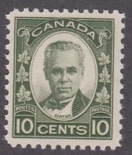 "Canada 1931 #190 KGV ""Admiral"" Provisional (Sir G.-E. Cartier) - MNH VF"