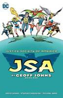 JSA TPB by Geoff Johns Volume 1 Softcover Graphic Novel