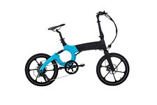X80M Blue Myatu E Bike, Road Legal E Bike, Perfect Commuter E Bike