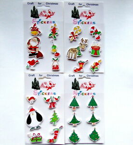 Christmas Embellishments Assorted Designs Your Choice New