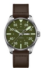 Hamilton Khaki Aviation Pilot Schott NYC Limited Edition Men's Watch H64735561