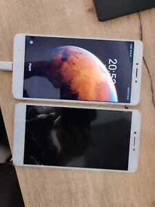 xiaomi mi max 2 64gb 4ram WORKING-ISH, READ DSCRIPTION, comes with extra display