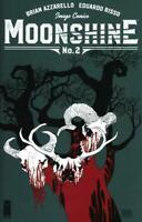 Moonshine #2 IMAGE COMICS 1st Print AZZARELLO RISSO COVER A