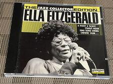 Musik-CD ELLA FITZGERALD - The Jazz Collector Edt. (1989) / Sammlungsauflösung !