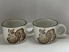 Midwinter Retired 1980's Stonehenge Seascape 2 Cup and Saucer Set