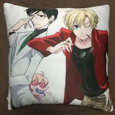 Anime Ouran High School Host Club two sided Pillow cushion Case Cover 130