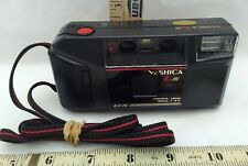 Yashica Kyocera AF 32mm Camera 1:3.5 Lens Vintage not tested For parts?