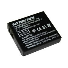 Battery for Panasonic lumix CAMERA FX12 FX9 FX100 FX50 LX3 FX8 FX180 DMC-FZ10