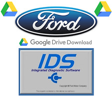 2018 Ford IDS Program 109.1 Diagnostic software Tool VMware Image Easy Install