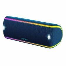 Sony SRS-XB31 Portable Bluetooth Speaker-Dark Blue