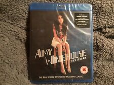 Amy Winehouse - Back to Black - Blu-Ray New And Sealed