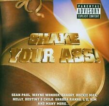 Shake your Ass!-21 butt-shakin' Hits (2003) Sean Paul, Wayne Wonder, Nell.. [CD]