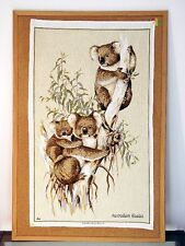 Tea Towel - Australian Koalas - 100% Cotton