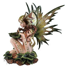 Nemesis Now Lucille Dragon Fairy Figurine Statue Fantasy Gothic Sculpture 35cm