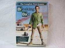 Breaking Bad Season One  3 DVD Box Set