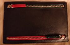 Leather Currency Case/ Passport /Travel Wallet - Women's Travel Accessory