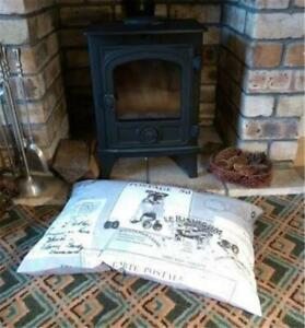 7...HANDMADE DOG BED COVER - MEDIUM - COTTON - COVER ONLY